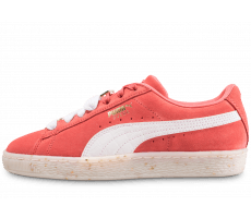 Chaussures Puma Suede Classic BBOY Fabulous corail