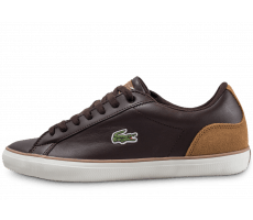 Chaussures Lacoste Lerond marron