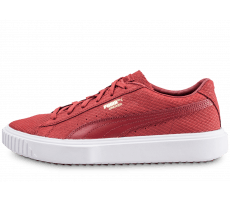 best sneakers 82cb5 2596f Chaussures Puma Breaker rouge