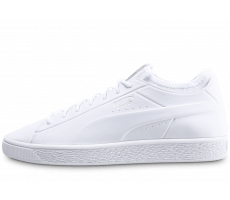 Chaussures Puma Basket Classic blanche