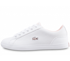 best authentic 45d05 7de7d Chaussures Lacoste Lerond junior blanche et rose Lacoste Lerond junior  blanche et rose. 65€. Chaussures Nike Air Max 270 junior noire ...