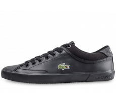 Chaussures Lacoste Angha noire