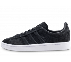 brand new f3d36 020b2 Chaussures adidas Campus Stitch and Turn noire