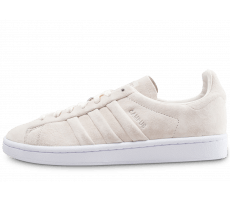 Chaussures adidas Campus Stitch and Turn beige