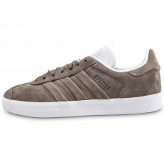 Chaussures adidas Gazelle Stitch and Turn marron