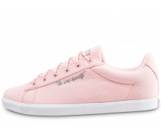 Chaussures Le Coq Sportif Agate Lo rose
