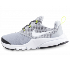 Chaussures Nike Presto Fly enfant grise