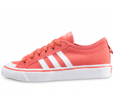 Chaussures adidas Nizza junior corail
