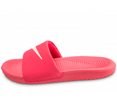 separation shoes 5cb30 e2b02 Chaussures Nike Kawa Slide 2 junior rose