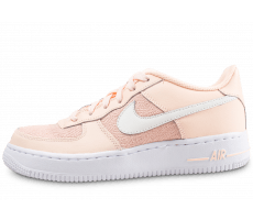 Chaussures Nike Air Force 1 LV8 junior rose saumon