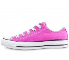 Chaussures Converse Chuck Taylor All Star Low rose fuschia
