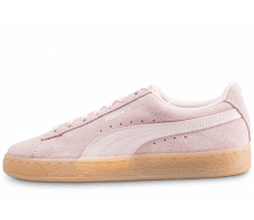 Chaussures Puma Suede Classic Bubble rose