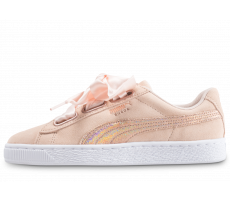 Chaussures Puma Suede Heart LunaLux