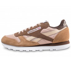 Chaussures Reebok Classic Leather Montana Cans Color System marron