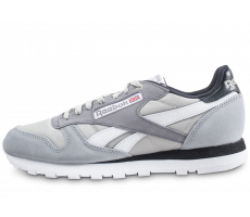 Chaussures Reebok Classic Leather Montana Cans  Color System grise