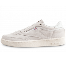 Chaussures Reebok Club C 85 Montana Cans Collaboration beige