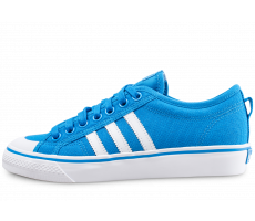 Chaussures adidas Nizza bleue