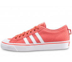 Chaussures adidas Nizza rouge