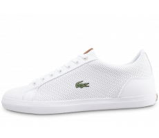 1a54bab9bab5c LACOSTE - Chaussure homme Lacoste Carnaby Evo 417 GRISE - (Gris anthracite  - 47)
