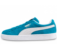 Chaussures Puma Suede Classic bleu turquoise