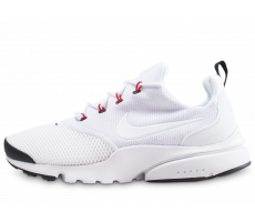 Chaussures Nike Presto Fly blanche