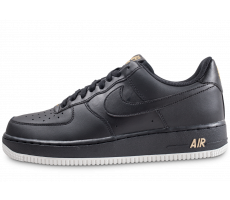 Chaussures Nike Air Force 1 07 Low noire