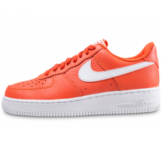 Chaussures Nike Air Force 1 Low orange