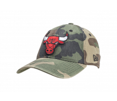 Accessoires New Era Casquette 9/40 Washed Chicago Bulls