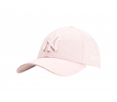 Accessoires New Era Casquette 9/40 en jersey League New York rose