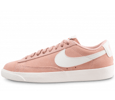Chaussures Nike Blazer Low rose saumon