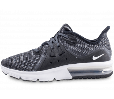 Chaussures Nike Air Max Sequent 3 junior grise