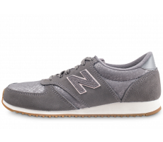 Chaussures New Balance WL420GPG grise femme