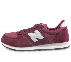Chaussures New Balance KL420UNY bordeaux junior