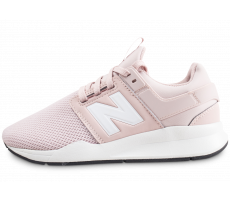 Chaussures New Balance 247 rose junior