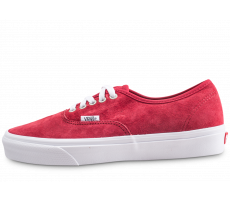 Chaussures Vans Authentic rouge femme