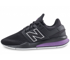 Chaussures New Balance MS247TO noir et violet