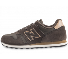 Chaussures New Balance ML373BRT marron