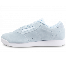 Chaussures Reebok Princess Leather bleue