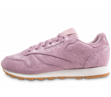 Chaussures Reebok Classic Leather lila femme