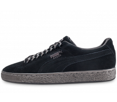 Chaussures Puma Suede Classic X Chains noires