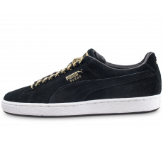 Chaussures Puma Suede Classic X Chains gold