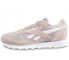 Chaussures Reebok Classic leather beige