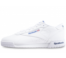 Chaussures Reebok Ex-O-Fit Clean Logo blanche