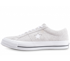 Chaussures Converse One Star gris