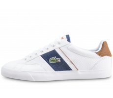Chaussures Lacoste Fairlead blanche