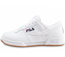 Chaussures Fila Original Fitness blanche