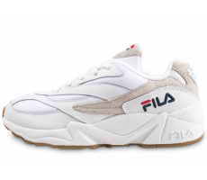 Chaussures Fila 94 Low blanche