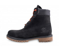 Chaussures Timberland 6-inch Premium boots noires