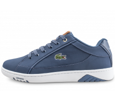 Chaussures Lacoste Deviation Micro bleue