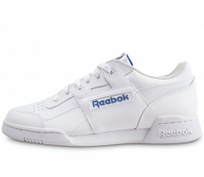 Chaussures Reebok Workout Plus blanche